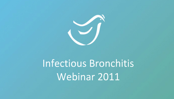 MSD Infectious Bronchitis Seminar Webinar